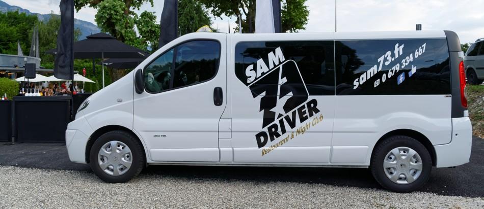 Réservation SAM73 Chambéry / Aix les Bains
