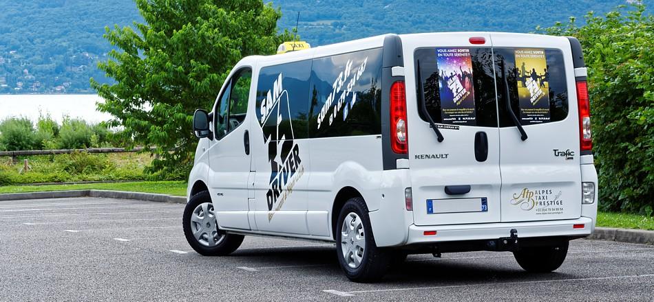 Réservation Taxi / SAM73 Chambéry / Aix les Bains